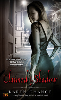 Claimed by Shadow (Cassandra Palmer, #2) by Karen Chance