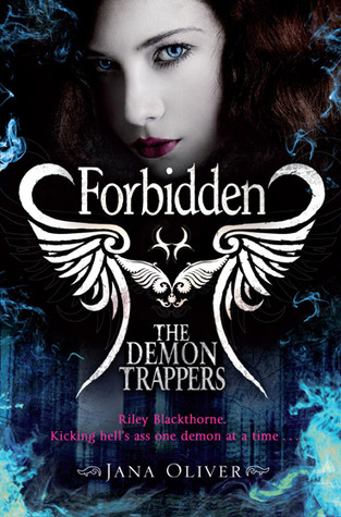 Read Forbidden The Demon Trappers 2 By Jana Oliver