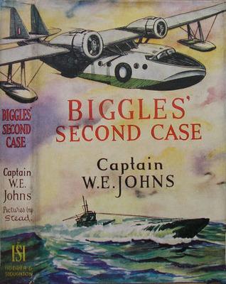Biggles' Second Case
