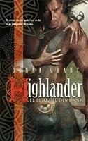 Highlander: El beso del demonio (La espada negra, #1)