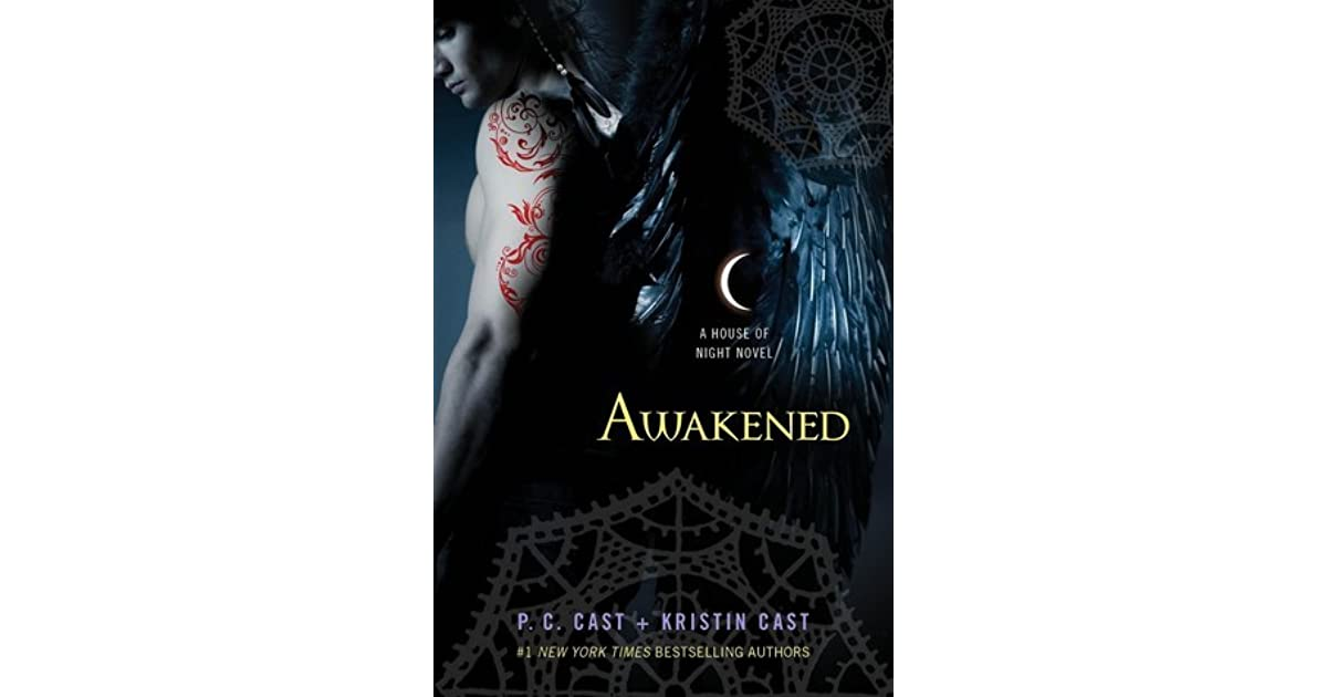 Awakened House Of Night 8 By P C Cast