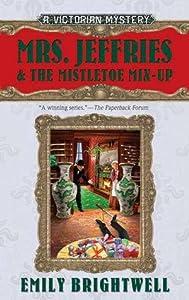 Mrs. Jeffries & the Mistletoe Mix-Up (Mrs. Jeffries, #29)