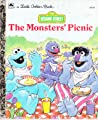 The Monsters' Picnic (Little Golden Book)