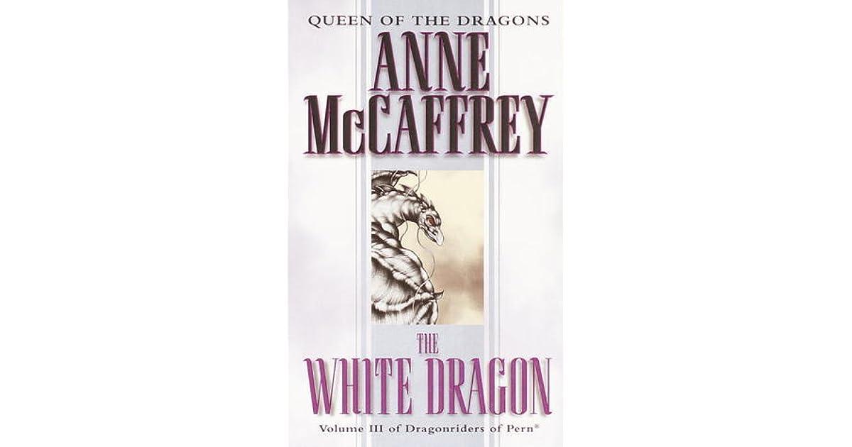 the white dragon dragonriders of pern series