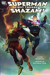 Superman/Shazam!: First Thunder