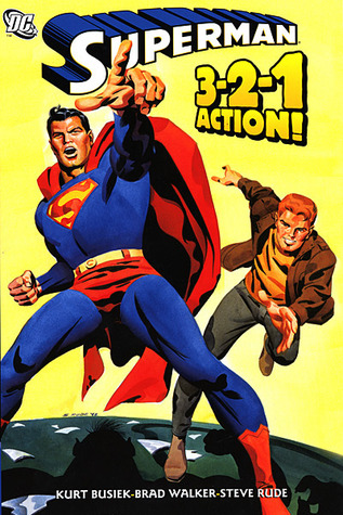 Superman: 3-2-1 Action!
