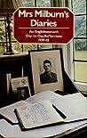 Mrs. Milburn's diaries by Clara Emily Milburn
