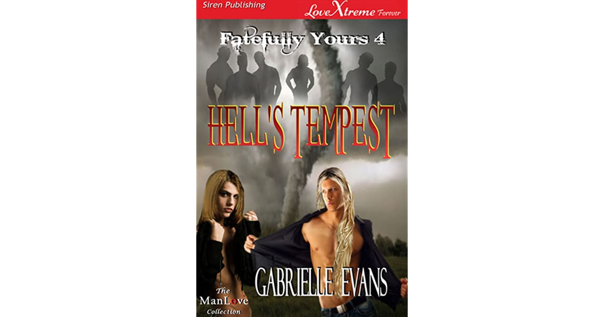 Hell's Tempest (Fatefully Yours #4) by Gabrielle Evans
