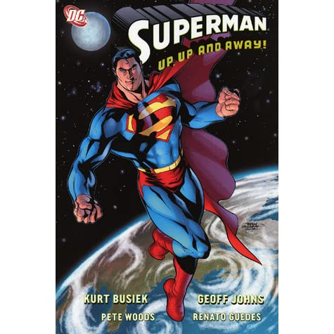 superman up up and away by kurt busiek reviews discussion bookclubs lists. Black Bedroom Furniture Sets. Home Design Ideas