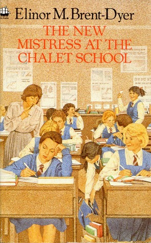 Image result for chalet School books by Elinor M. Brent Dyer