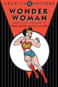 Wonder Woman Archives, Vol. 4
