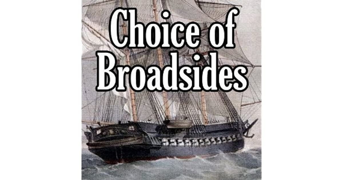 Choice Of Broadsides By Heather Albano