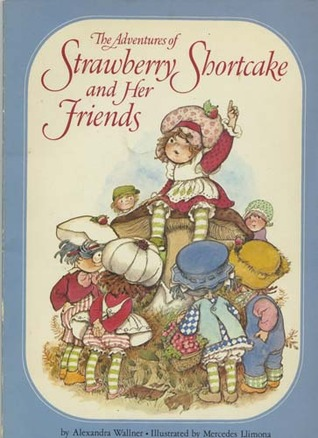 Christina S Review Of The Adventures Of Strawberry Shortcake And Her Friends