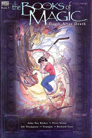 The Books of Magic, Volume 7: Death After Death