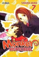 Monkey Highschool 7 [Spanish Edition]