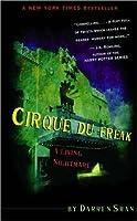 A Living Nightmare (Cirque Du Freak, #1)