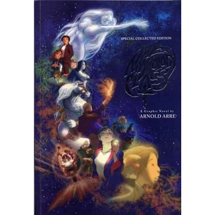 The Mythology Class A Graphic Novel By Arnold Arre