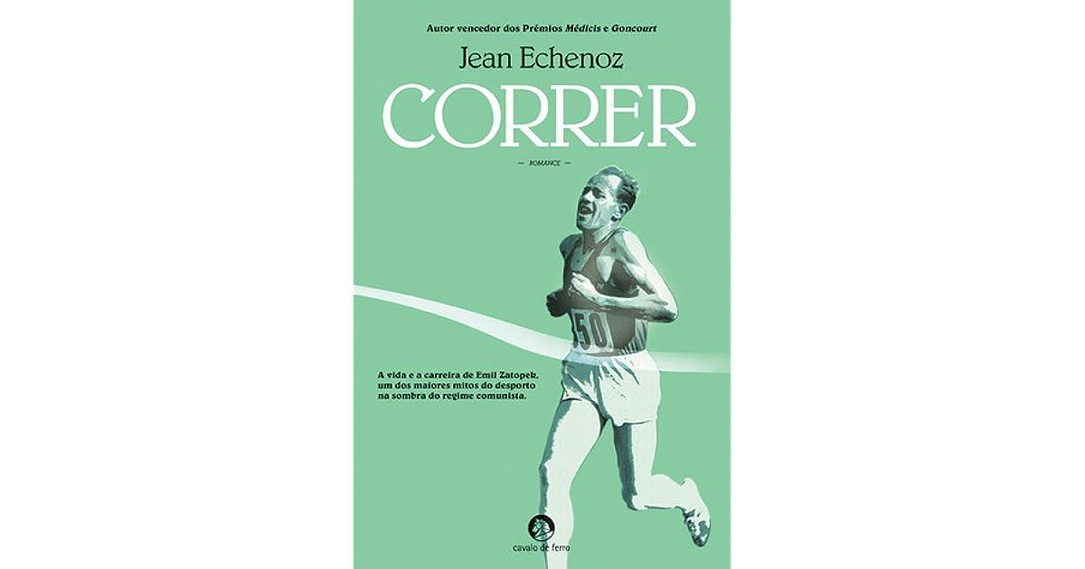 jean echinoz courir 17 12 2013 lecture théâtralisée d'après le roman de jean echenoz sur la vie et la destinée d'emil zátopek, conçue et interprétée par éric cénat.