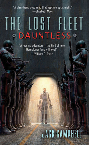 book cover for Dauntless - Lost Fleet #1