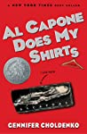 Al Capone Does My Shirts (Tales from Alcatraz, #1)