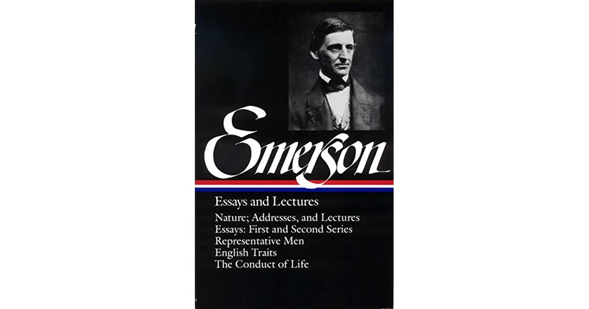 essay iii compensation ralph waldo emerson Emerson essays compensation, ralph waldo emerson essays, first series [1841] compensation lee, roland f emerson's 'compensation' as argument and art.
