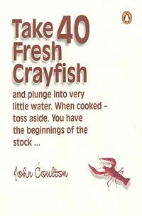 Take 40 Fresh Crayfish