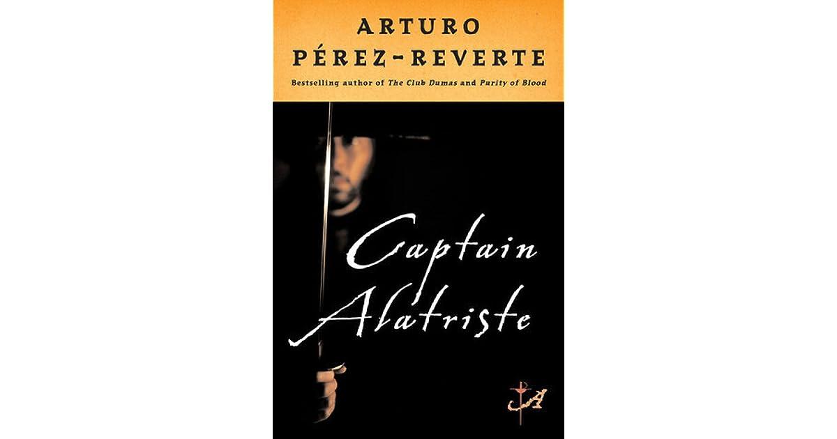Captain alatriste by arturo prez reverte fandeluxe Choice Image