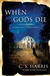 When Gods Die (Sebastian St. Cyr, #2) ebook review