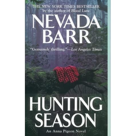 Hunting Season (Anna Pigeon Mysteries, Book 10): A suspenseful mystery of secrets and intrigue