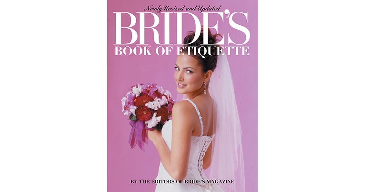Brides Book of Etiquette (Revised)