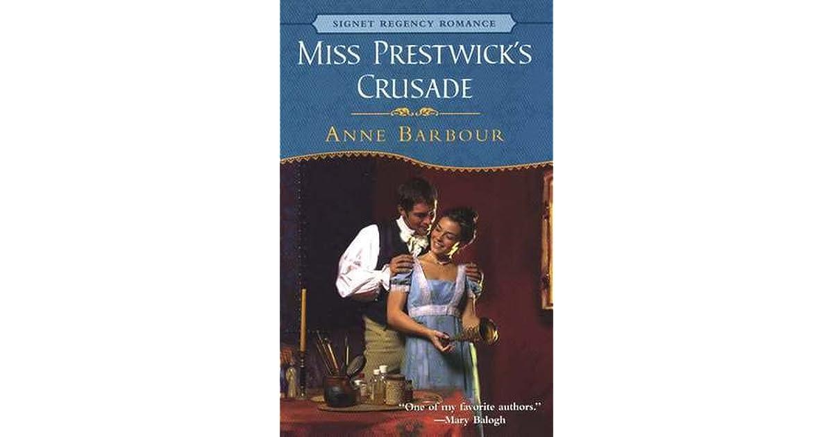 miss prestwick s crusade barbour anne