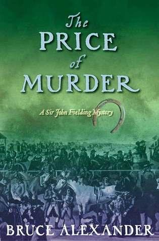 The Price of Murder (Sir John Fielding, Book 10)