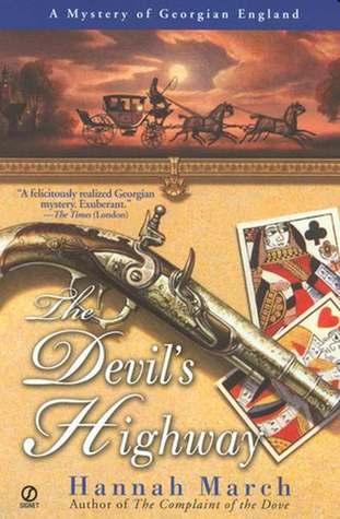 The Devil's Highway (Robert Fairfax, #2)