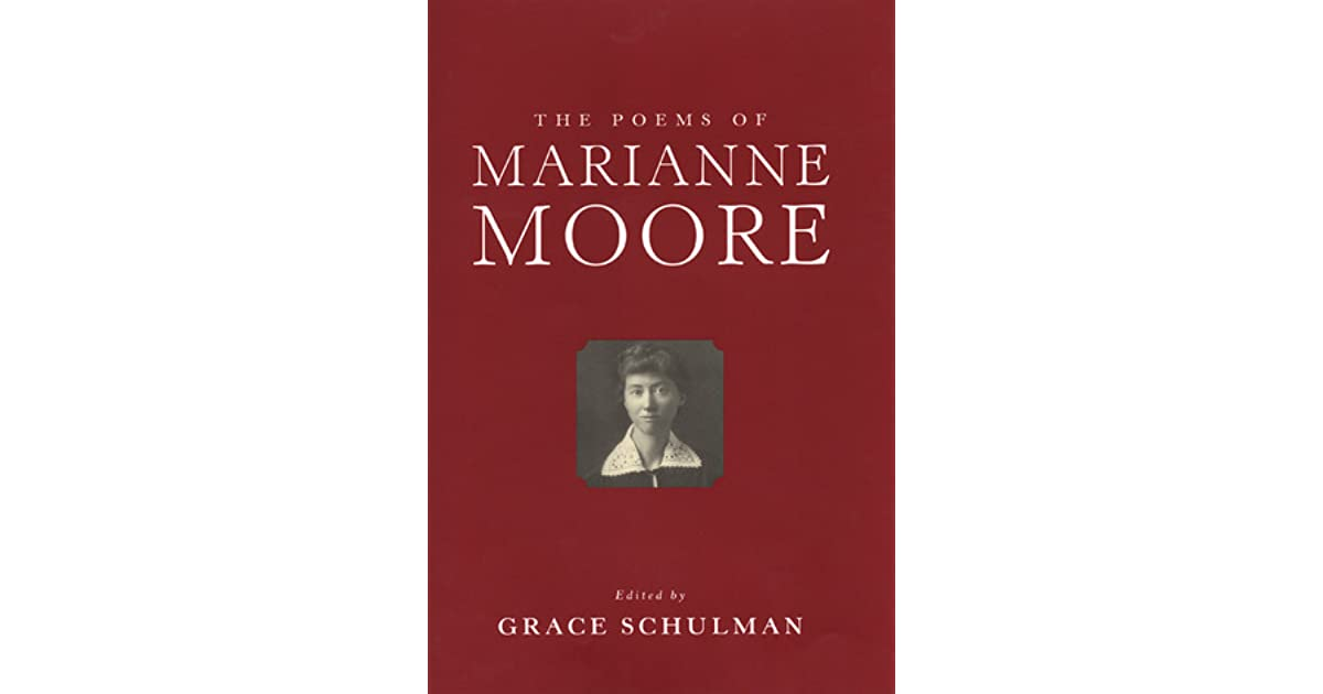 an outline of the works of poet marianne moore Murals and masterpieces: the artistic treasures of philadelphia the latter also has works by the likes of renoir modernist poet marianne moore.