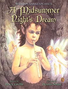 William Shakespeare's: A Midsummer Night's Dream (Shakespeare Retellings, #2)