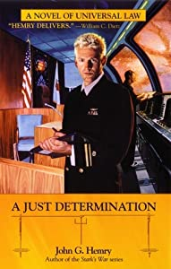 A Just Determination (JAG in Space, #1)