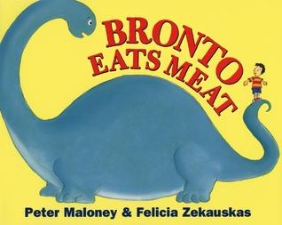 Bronto Eats Meat