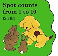 Spot Counts From 1 to 10