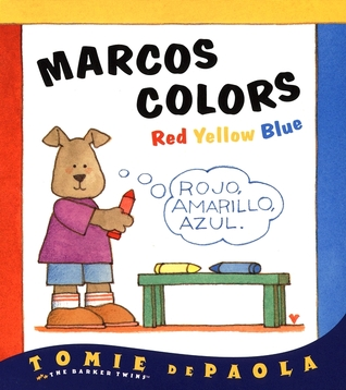 Marcos Colors: Red, Yellow, Blue