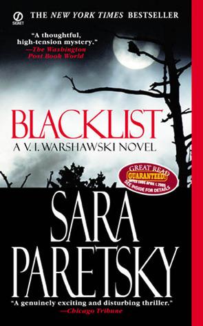 Blacklist (V I  Warshawski, #11) by Sara Paretsky