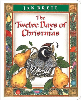 Origin Of 12 Days Of Christmas.The Twelve Days Of Christmas By Jan Brett