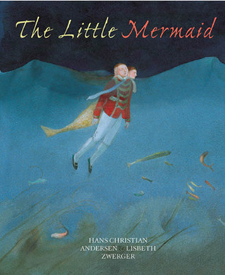 hans christian andersen little mermaid summary