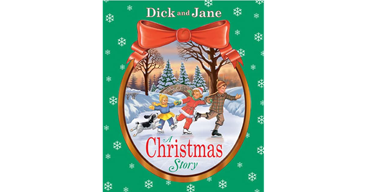 Dick and jane making holiday cookies