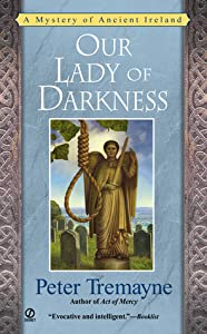 Our Lady Of Darkness (Sister Fidelma, #10)