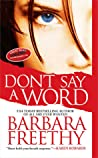 Don't Say a Word audiobook download free