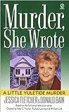 A Little Yuletide Murder (Murder, She Wrote, #11)