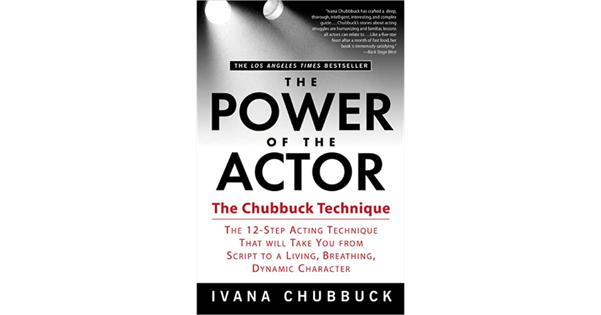 Power Of The Actor By Ivana Chubbuck