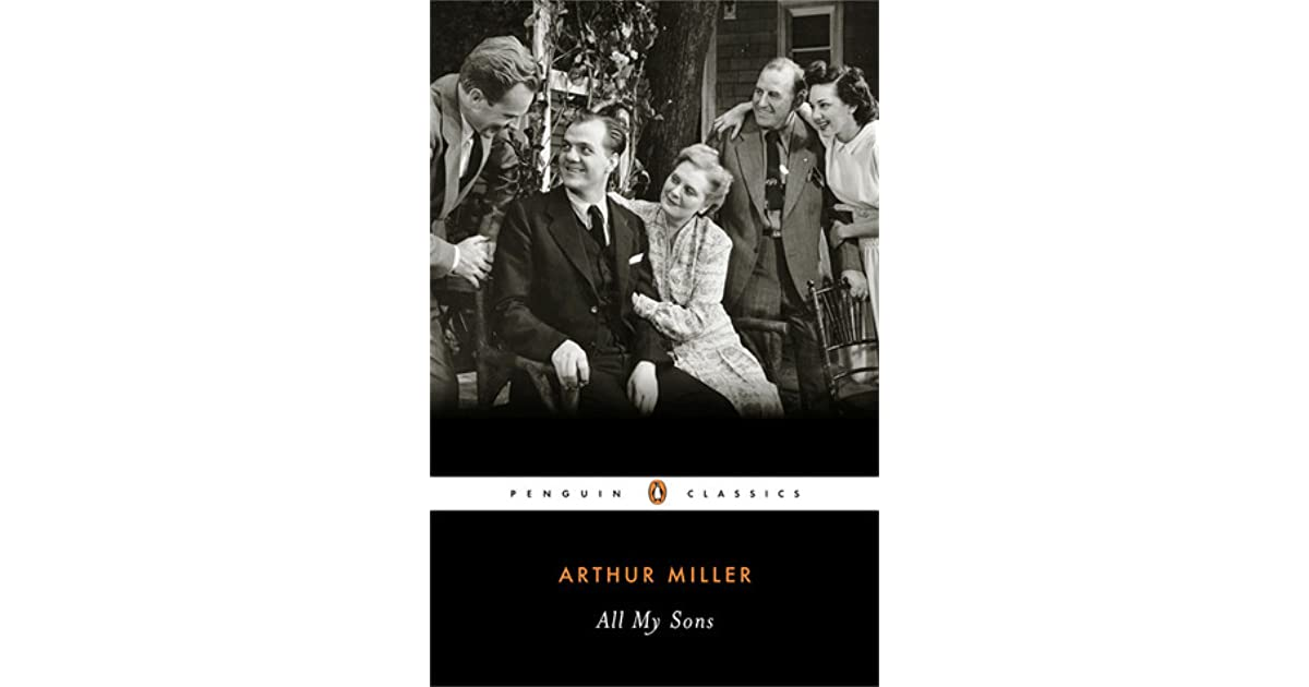 All my sons arthur miller sparknotes