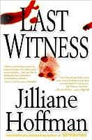 Last Witness (C.J. Townsend #2)