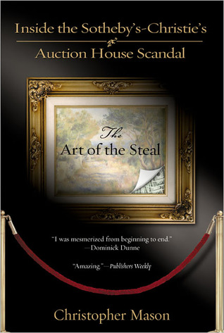 The Art of the Steal by Christopher Mason